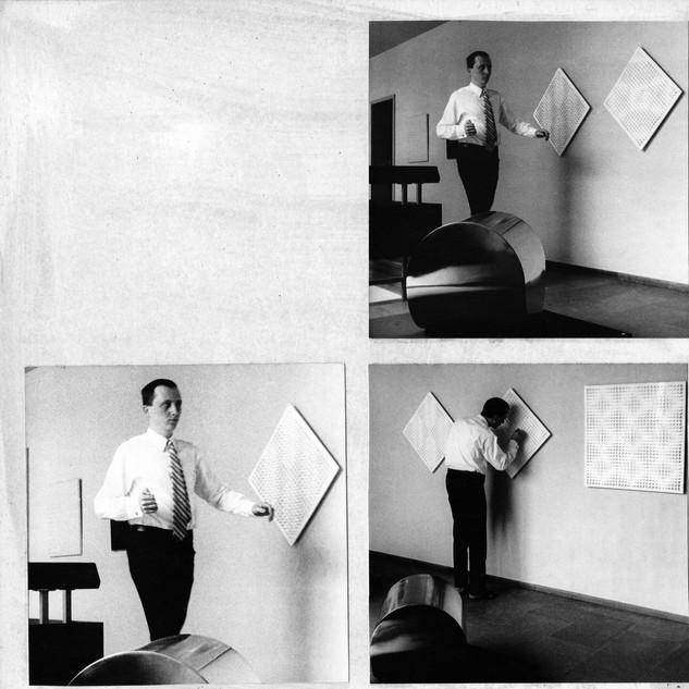 Kinetische Kunst, Hans-Niermann-Haus, Rheine, 1967 Bild 7