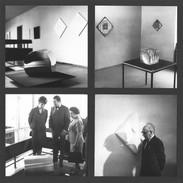 Kinetische Kunst, Hans-Niermann-Haus, Rheine, 1967 Bild 3