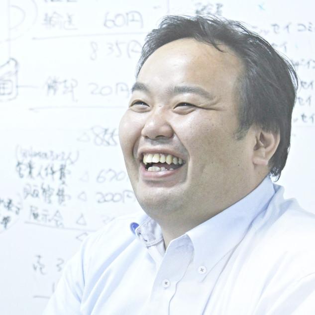 髙畠 弘二 代表取締役