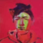 Red Charlie_#red #complementarycolors #c