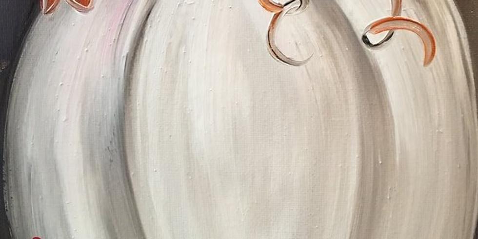 10/13 White Pumpkin