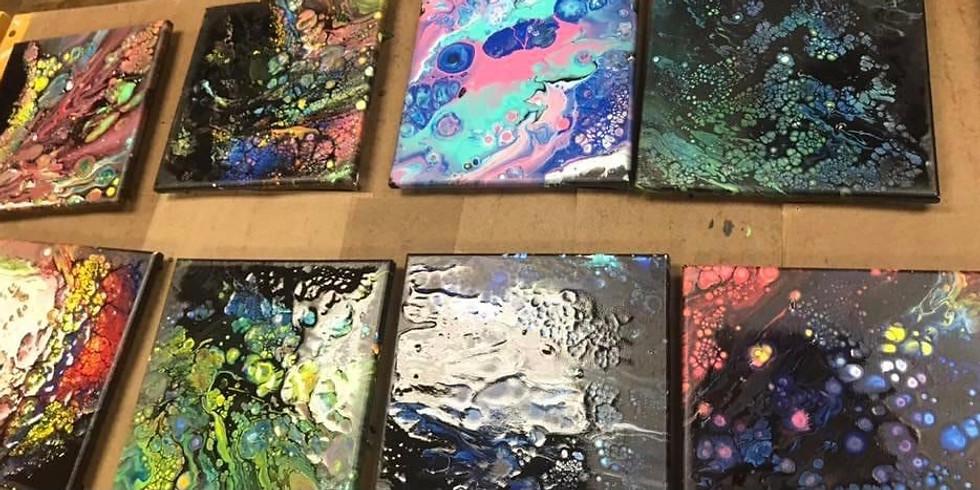 3/6 Fluid Art #2