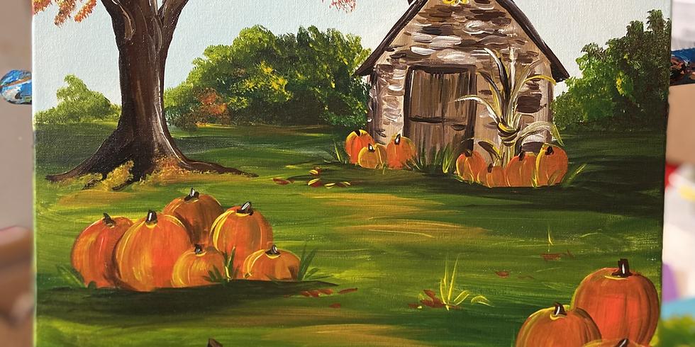 8/5 Pumpkin Patch