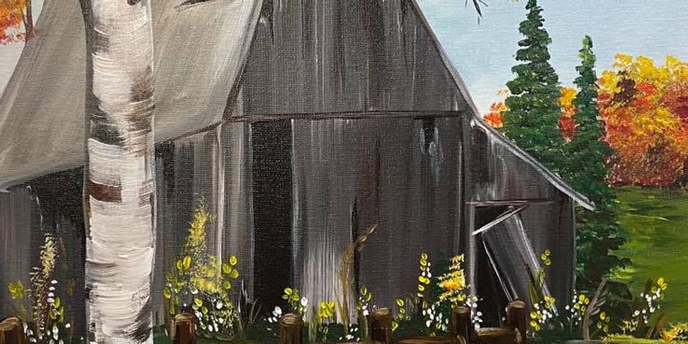 10/3 Autumn Barn