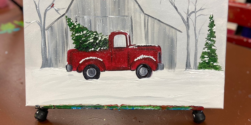 11/20 Rustic Red