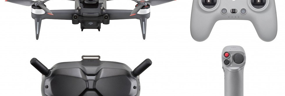 DJI FPV Combo with Motion Remote Control