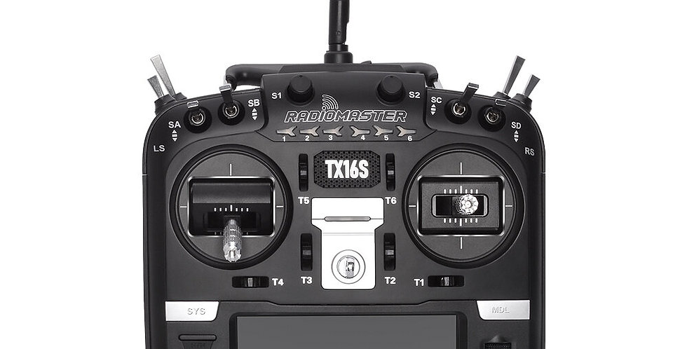 Radiomaster TX16S Hall Effect Gimble MODE 2