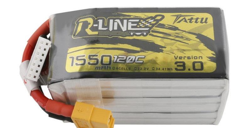 Tattu R-Line 6S 1550mah 120C
