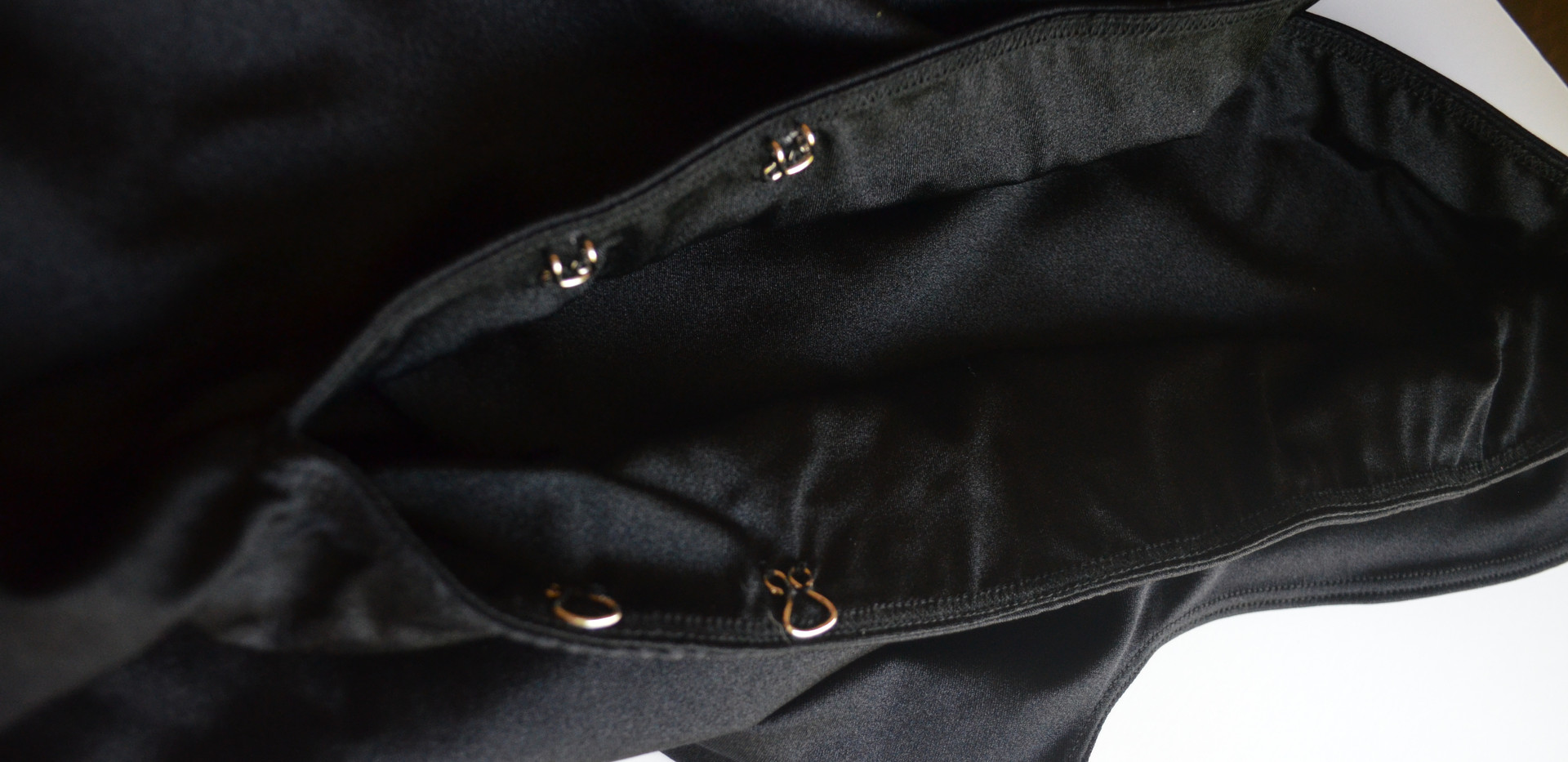 Hidden clips