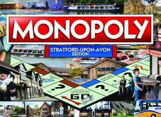 Stratford on Monopoly Board!