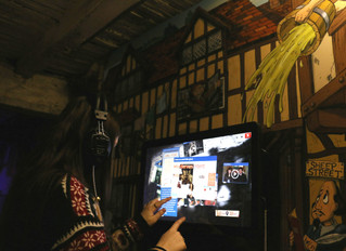 Tudor World and the Media Table!
