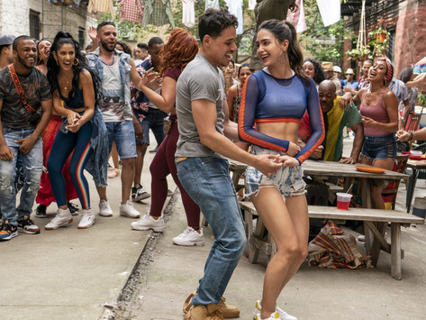 'In the Heights' and On the Big Screen (Finally)