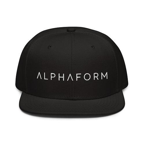 AlphaForm Snapback