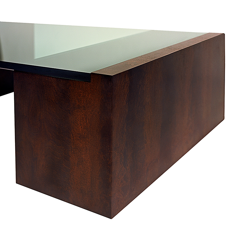 Plinth Coffee Table Detail