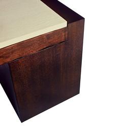 Plinth Bench Detail