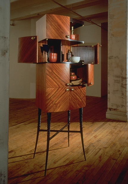 FURNITURE RATZIEL CABINET