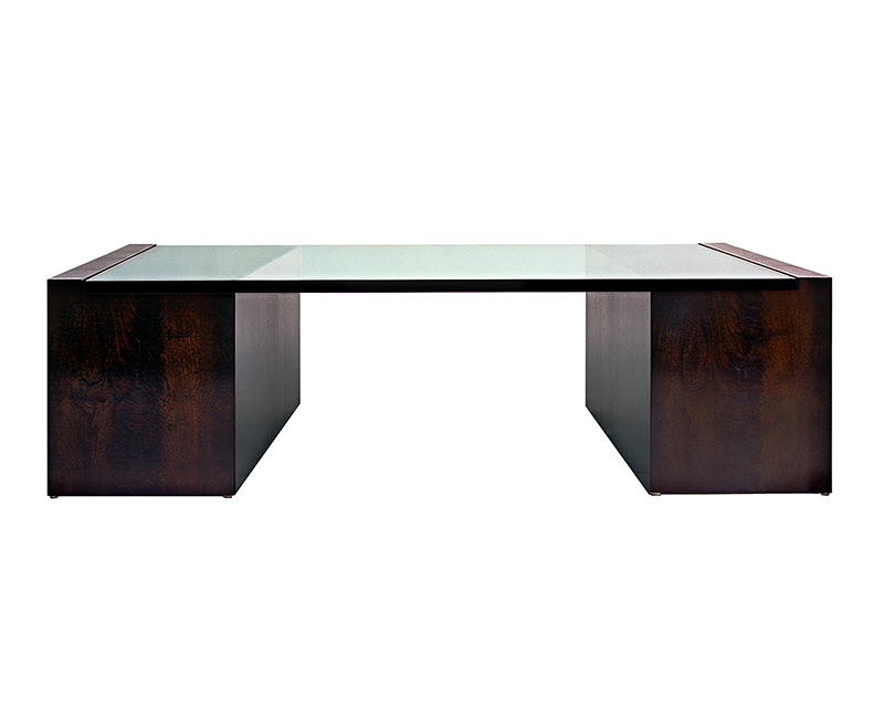 Plinth Coffee Table