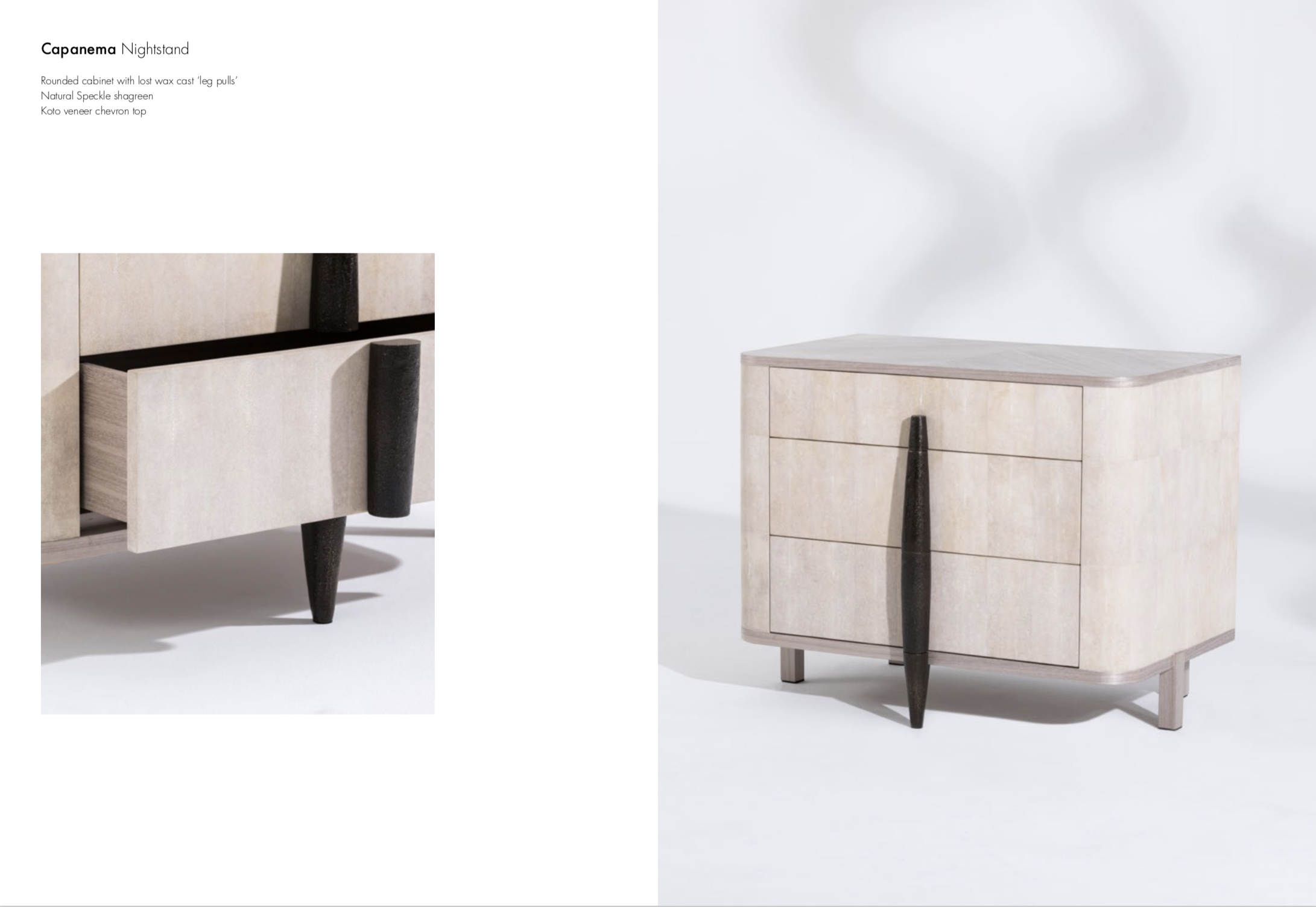 Copanema Nightstand