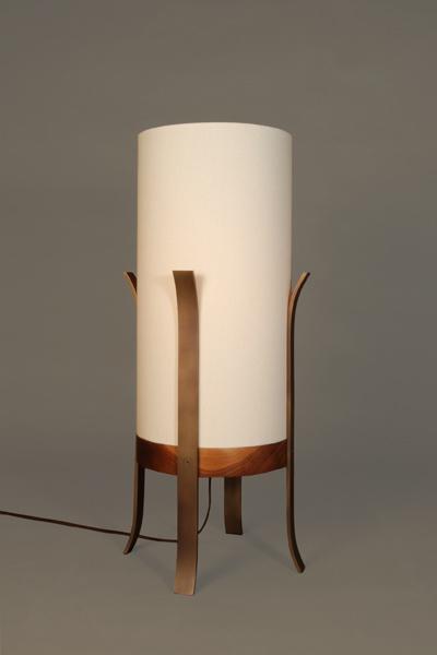 Kayapó Table Lamp