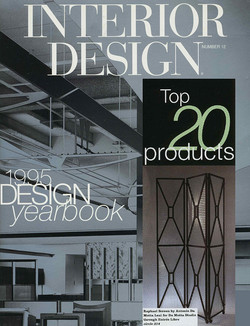 Press Interior Design Magazine Top 20 Products 95