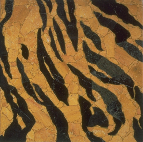 Tiger - Pietra Dura Collection