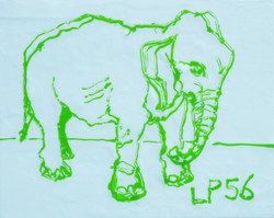 Elephant, Now on View