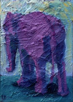 The Purple Elephant - LPruneau