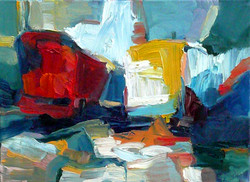 ABSTRACT PAINTING 1017