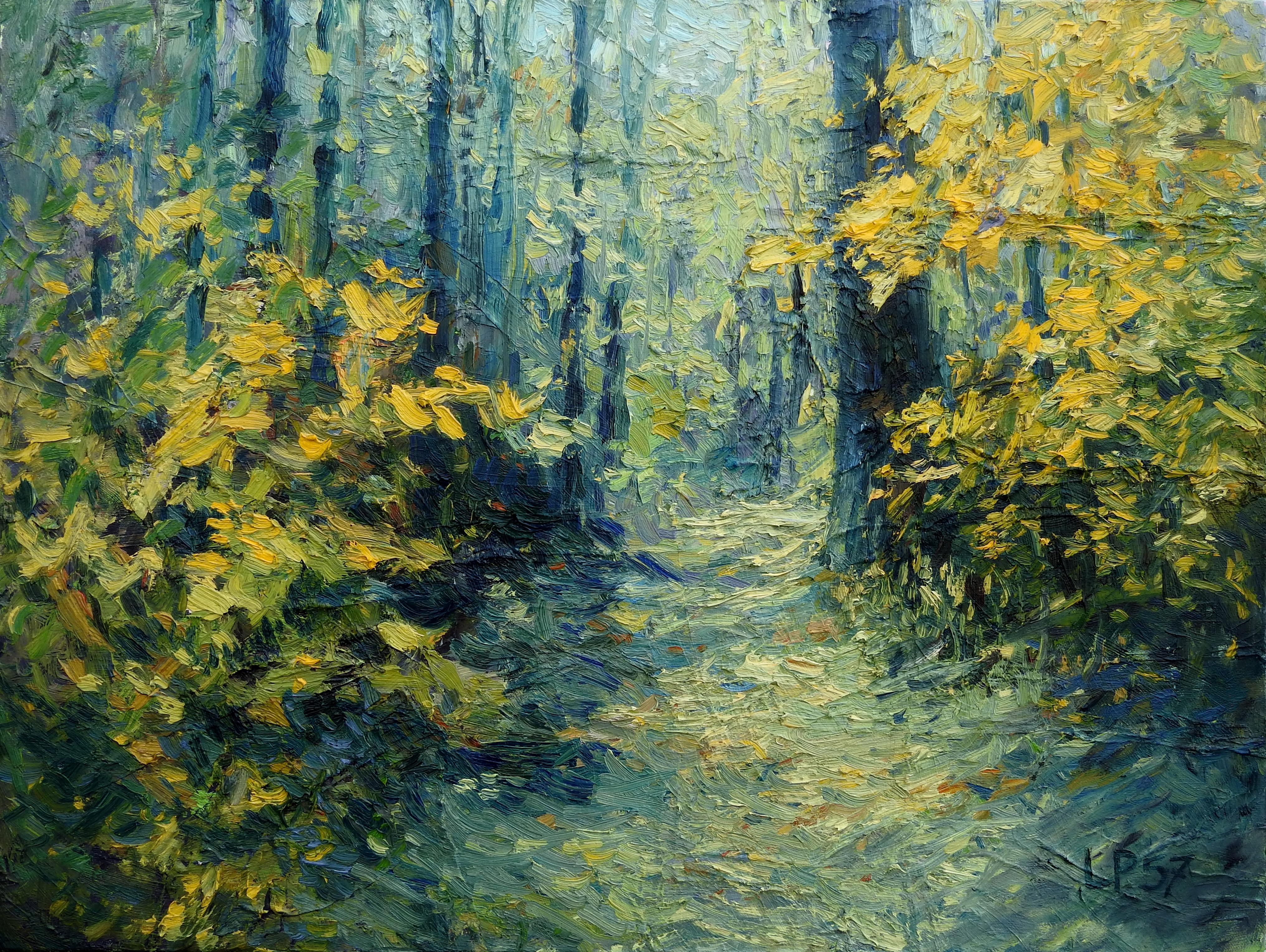 Follow the Yellow Path