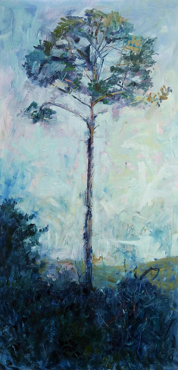 Stand Tall (Loblolly), 48x24x1.5 inches
