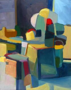 Abstract Still-life