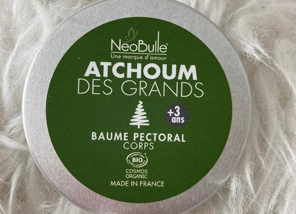 Baume pectoral Atchoum
