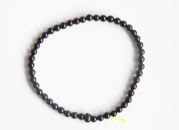 Bracelet Homme Divin noir