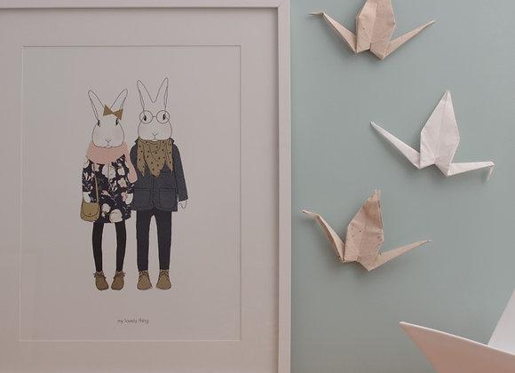 Affiche Camille & Joséphine
