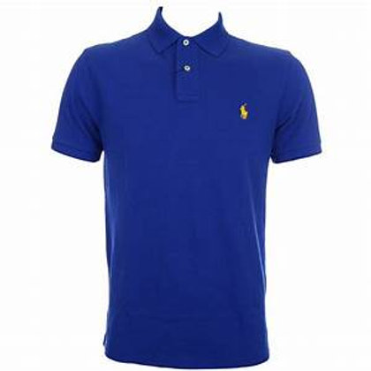 Cool Contrast Polo Shirt