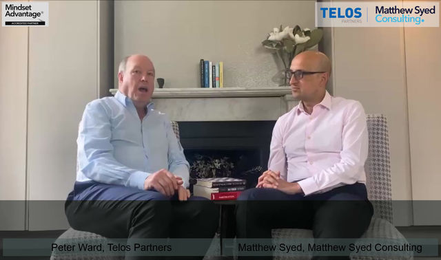 Mindset Advantage: partnering with Matthew Syed Consulting to bring growth mindset to our clients