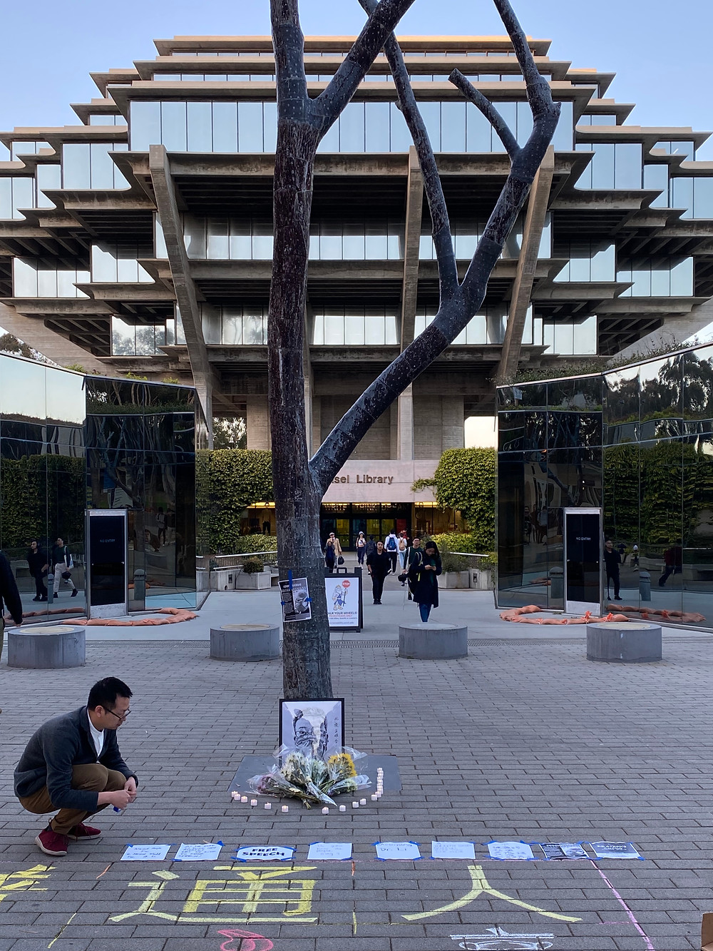 Remembering Dr. Li Wenliang at UC San Diego