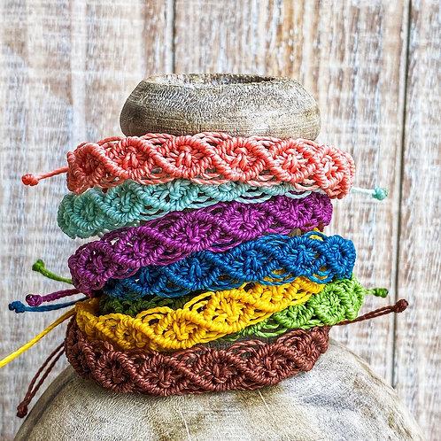 Infinity Knot Bracelets