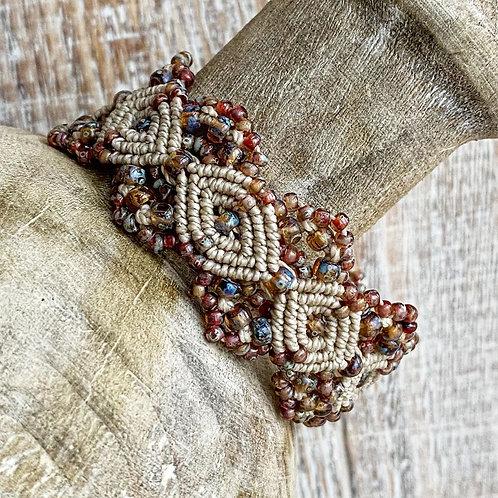 Warmth - Floral Picasso Bracelets
