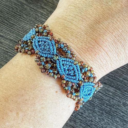 Floral Picasso Bracelet
