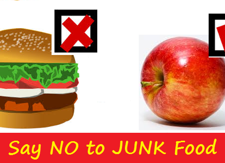 4 Easy Steps to Quit Junk Food