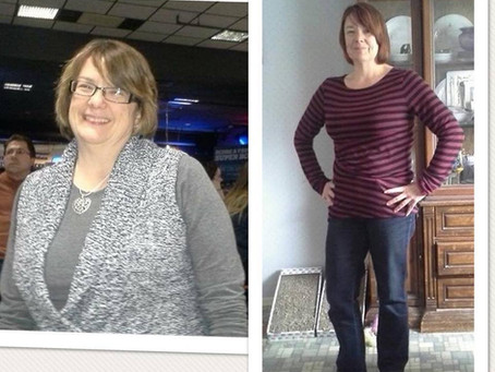 I've lost over 50lbs and 52 inches training at Affronti Fitness!