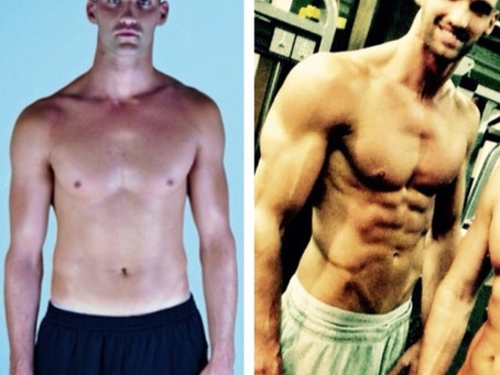 Fitness changed my life.