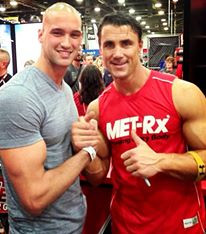 Greg Plitt was the motivation behind Affronti Fitness.