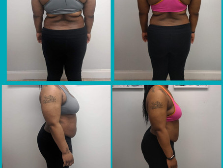Yayyy Faith!!! Faith is down over 35 Pounds in her weight loss journey!