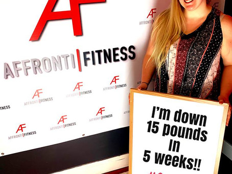 I've dropped 15 Pounds in my FIRST 5 WEEKS! #6 Week Challenge!