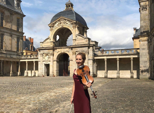 Violist Alyssa Warcup: an atmosphere that encourages and cultivates curiosity