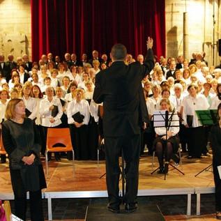 Longpont, concert du 40ème anniversaire, 2011.