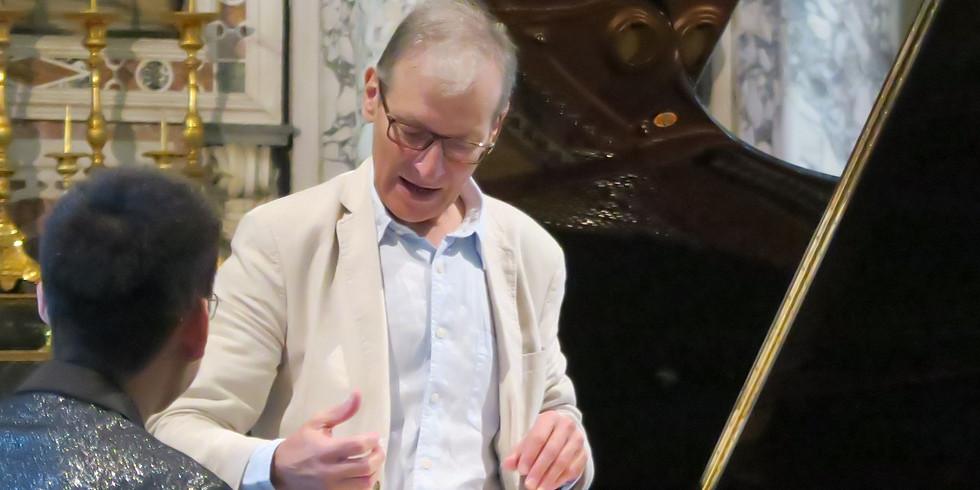 Masterclasse de piano - Philippe Bianconi