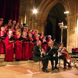 Concert à Longpont, 2013.